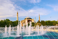 Haghia Sophia Royalty Free Stock Photo