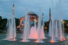Haghia Sophia Estambul Fotografía de archivo