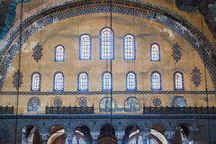 Haghia Sophia Istanbul Royalty Free Stock Photo