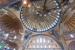 Haghia Sophia Istanbul Royalty Free Stock Photos
