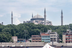 Haghia Sophia Istanbul Royalty Free Stock Photography