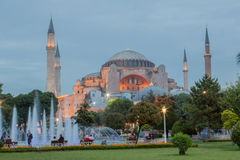 Haghia Sophia Istanbul Royalty Free Stock Images