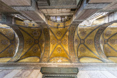 Haghia Sophia Museum in Fatih district of Istanbul, Turkey Royalty Free Stock Images
