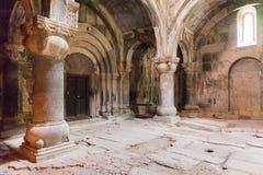 Haghpat修道院,亚美尼亚 免版税库存图片