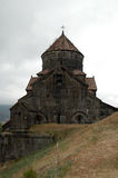 Haghpat church Armenia. Haghpat is a village in the Lori Province of Armenia, located near the city of Alaverdi and the state border with Georgia. It is notable stock image