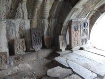 Haghpat monaster Fotografia Royalty Free