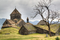 Haghpat monastery. The monastery of Haghpat in Armenia Royalty Free Stock Images