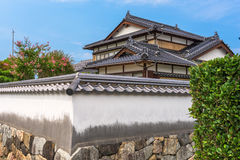 Hagi, Japan Old Town Royalty Free Stock Image