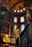 hagia Κωνσταντινούπολη Σόφια Τουρκία Στοκ εικόνα με δικαίωμα ελεύθερης χρήσης