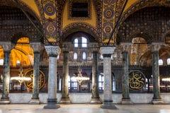 Hagia София Стамбул Стоковые Фото