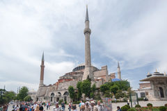 Hagia antique Sophia Image stock