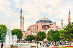 Hagia antique Sophia Images stock