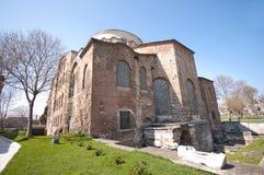 Hagia Eirene Kirche (Aya Irini) Lizenzfreies Stockbild