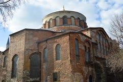 Hagia Irene Church Royalty-vrije Stock Foto's