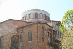 Hagia Irene em Istambul imagem de stock