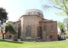 Hagia Irene w Istanbuł zdjęcie royalty free