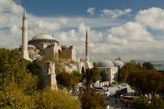 hagia Istanbul Sofia Zdjęcie Stock