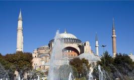 hagia Istanbul sophia Fotografia Royalty Free