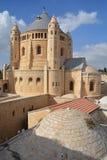 Hagia Maria Sion Abbey Royaltyfri Fotografi