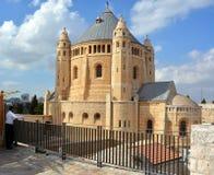 Hagia Maria Sion Abbey Royaltyfria Foton