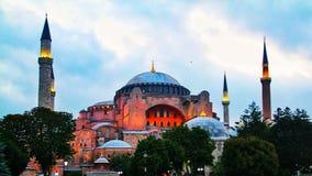 Hagia Shopia photographie stock libre de droits