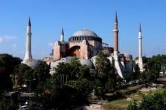 Hagia Sofía en Estambul foto de archivo libre de regalías