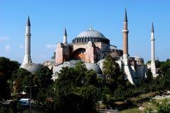 Hagia Sofía en Estambul imágenes de archivo libres de regalías