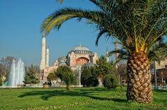 Hagia Sofía, Estambul Imagen de archivo libre de regalías