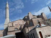 Hagia sofia Royalty Free Stock Photography