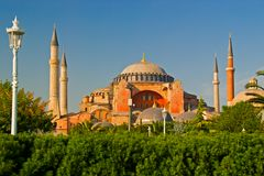 Hagia Sofia Stock Photography