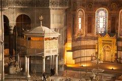 Hagia Sofia Fotografia Stock