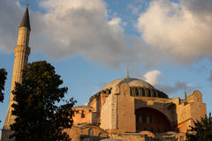 Hagia Sofia photographie stock