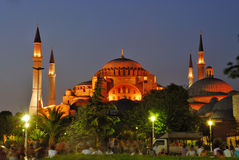 Hagia Sofia Royalty Free Stock Images