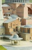 Hagia Sofia closeup Stock Image