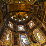 Hagia Sofia inside Stock Images