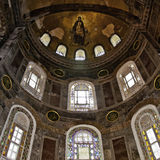 Hagia Sofia Interior 06 Royalty Free Stock Photo