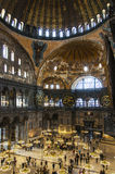 Hagia Sofia Interior 30 Royalty Free Stock Photography