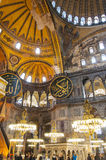 Hagia Sofia Interior 36 Royalty Free Stock Photos