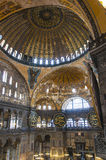 Hagia Sofia Interior 41 Royalty Free Stock Photo