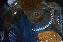 Hagia Sofia, Istanboel Stock Foto