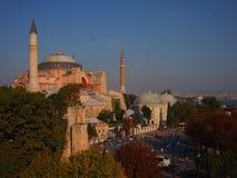 Hagia Sofia Istanbul Lizenzfreies Stockfoto