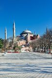 Hagia Sofia in Istanbul Stock Photography