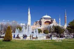 Hagia sofia istanbul Stock Photo