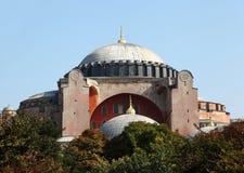 The Hagia Sofia, Istanbul - Turkey Stock Photography