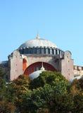 The Hagia Sofia, Istanbul - Turkey Royalty Free Stock Photos