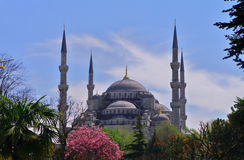 Hagia Sofia Istanbul Turkey Royalty Free Stock Photography