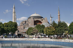 Hagia Sofia, Istanbul, Turkey Royalty Free Stock Photo