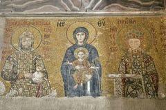 Hagia Sofia mosaic Royalty Free Stock Image