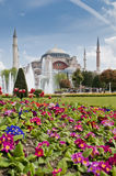 Hagia Sofia Moschee in Istanbul Stockfoto