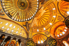 Hagia Sofia Mosque Stock Image